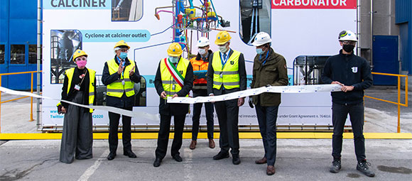The pilot plant for the CLEANKER project has been inaugurated
