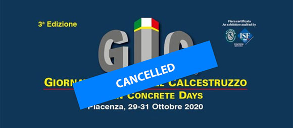 Unical at GIC: Italian Concrete Days from October 29th to 31st in Piacenza