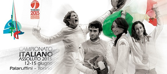 Buzzi Unicem at the Italian Fencing Championships