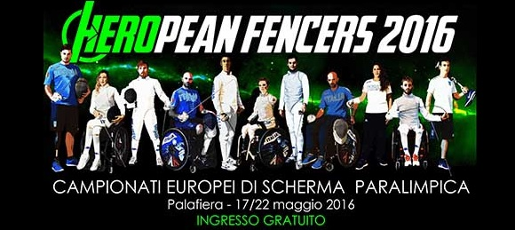 Heropean Fencers 2016 a Casale Monferrato